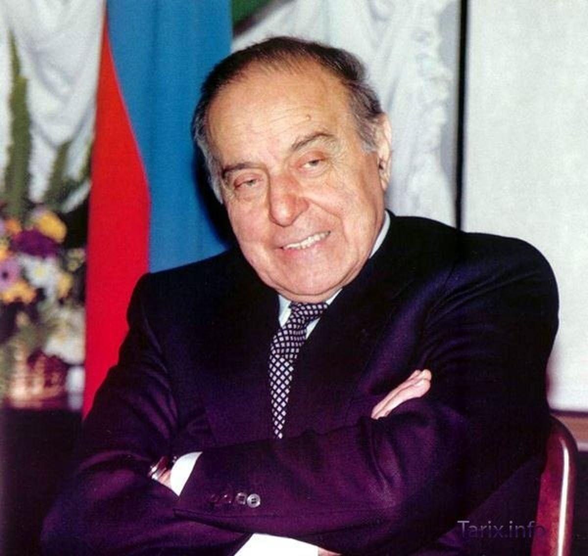حیدر علی اف