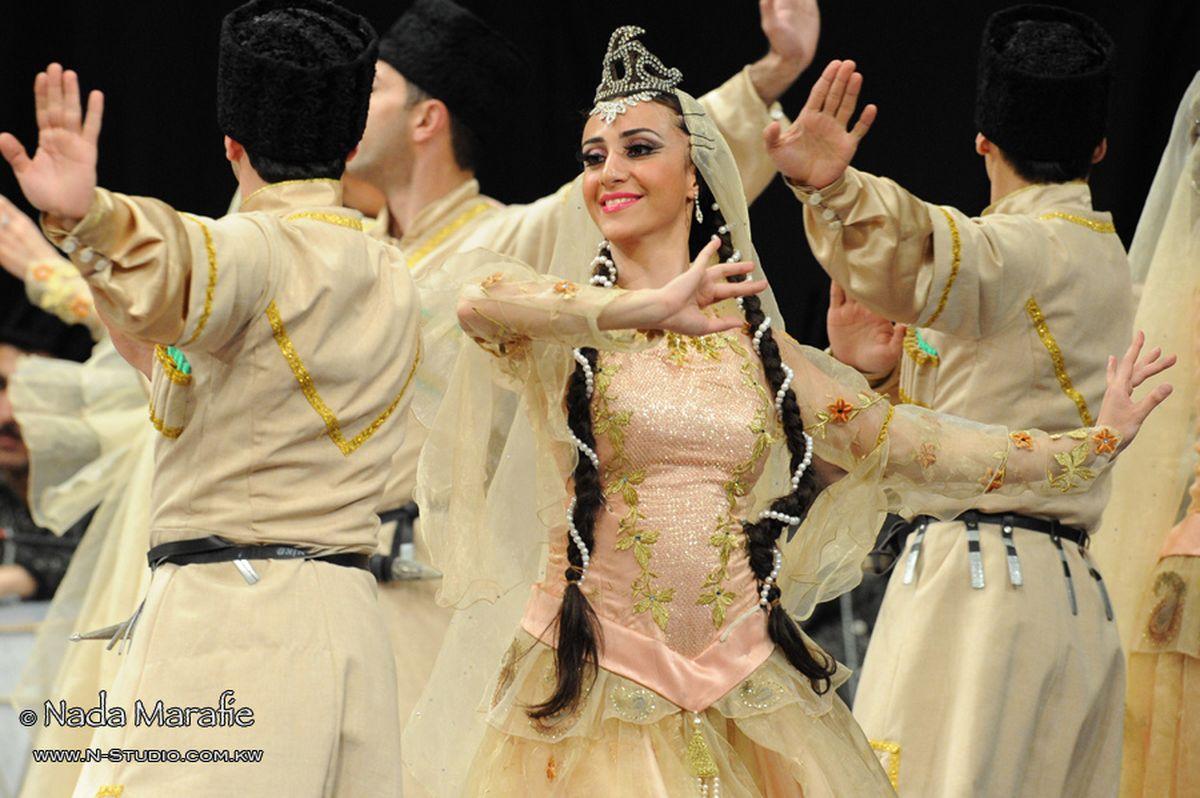 فستیوال های آذربایجان