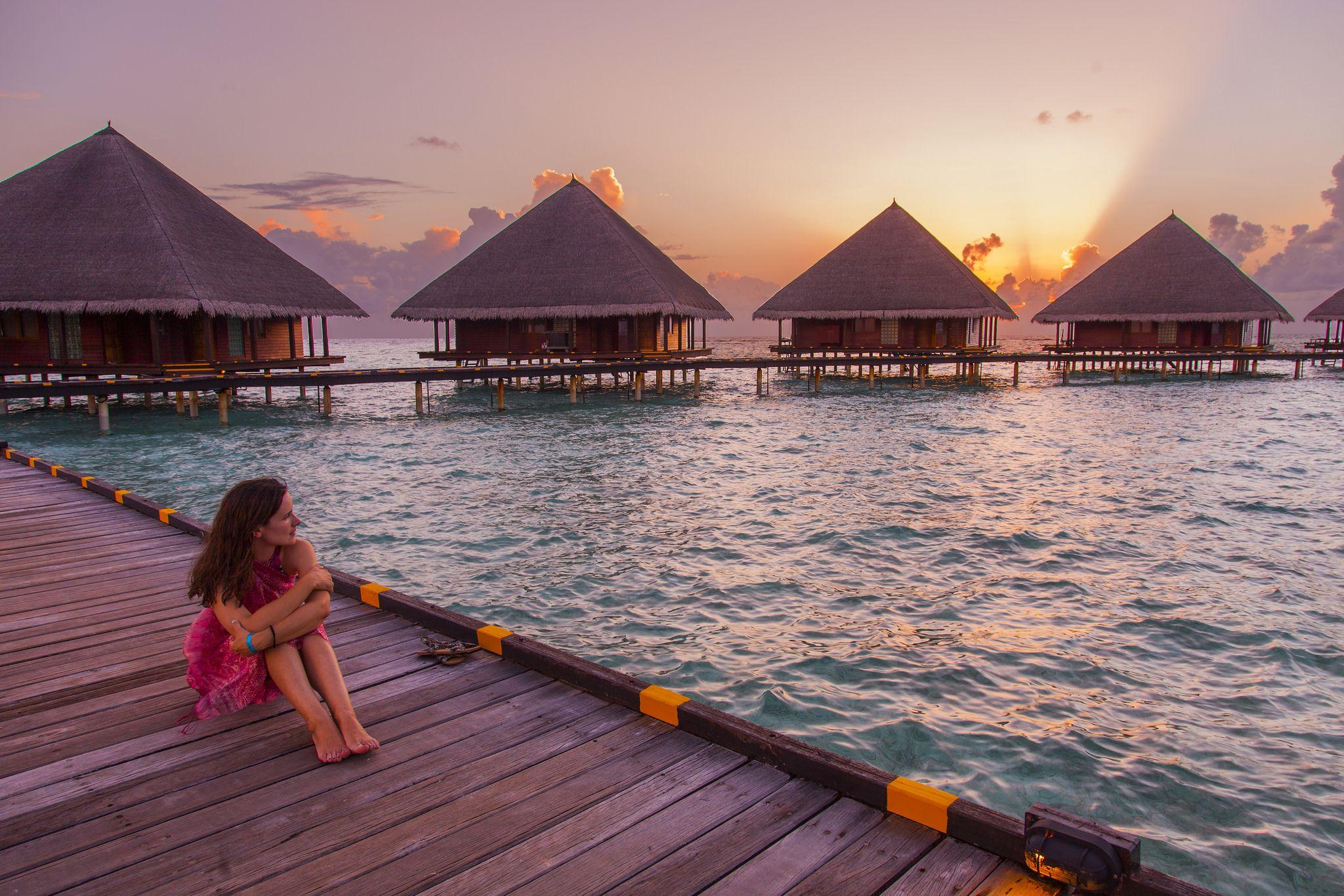 هتل در مالدیو