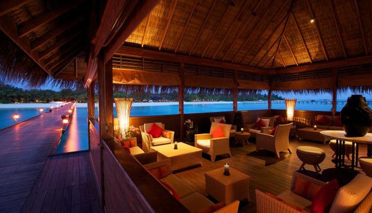 کافه در مالدیو