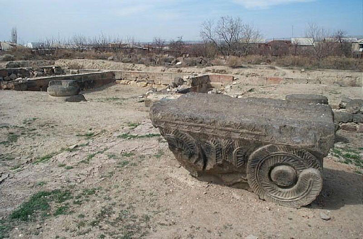 شهر تاریخی دوین در ایروان