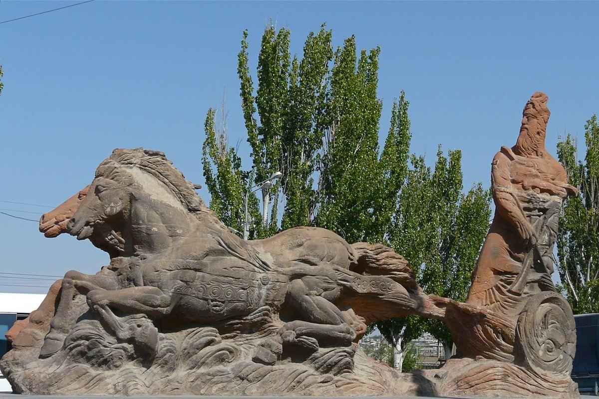 موزه اربونی در ایروان