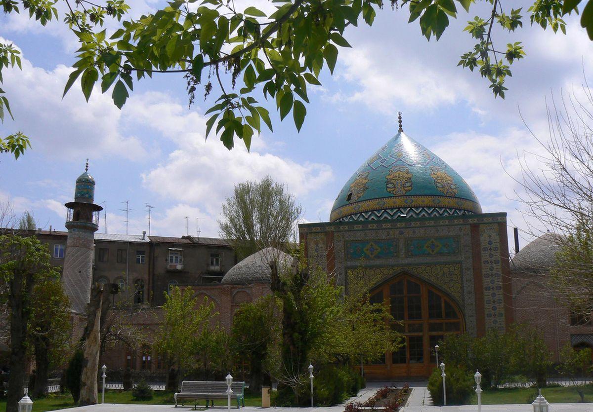 مسجد آبی در ایروان