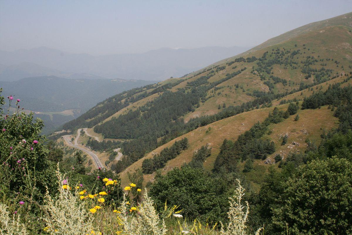 شهر دلیجان در ارمنستان