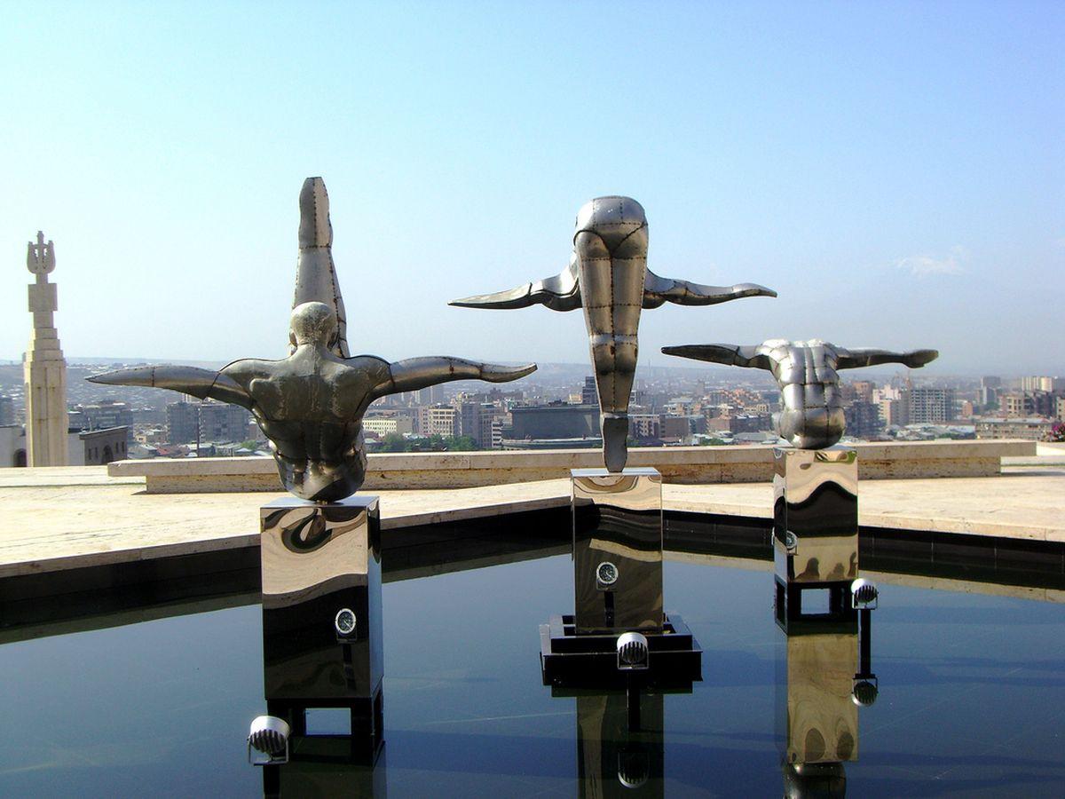 موزه کافسیجان در ایروان