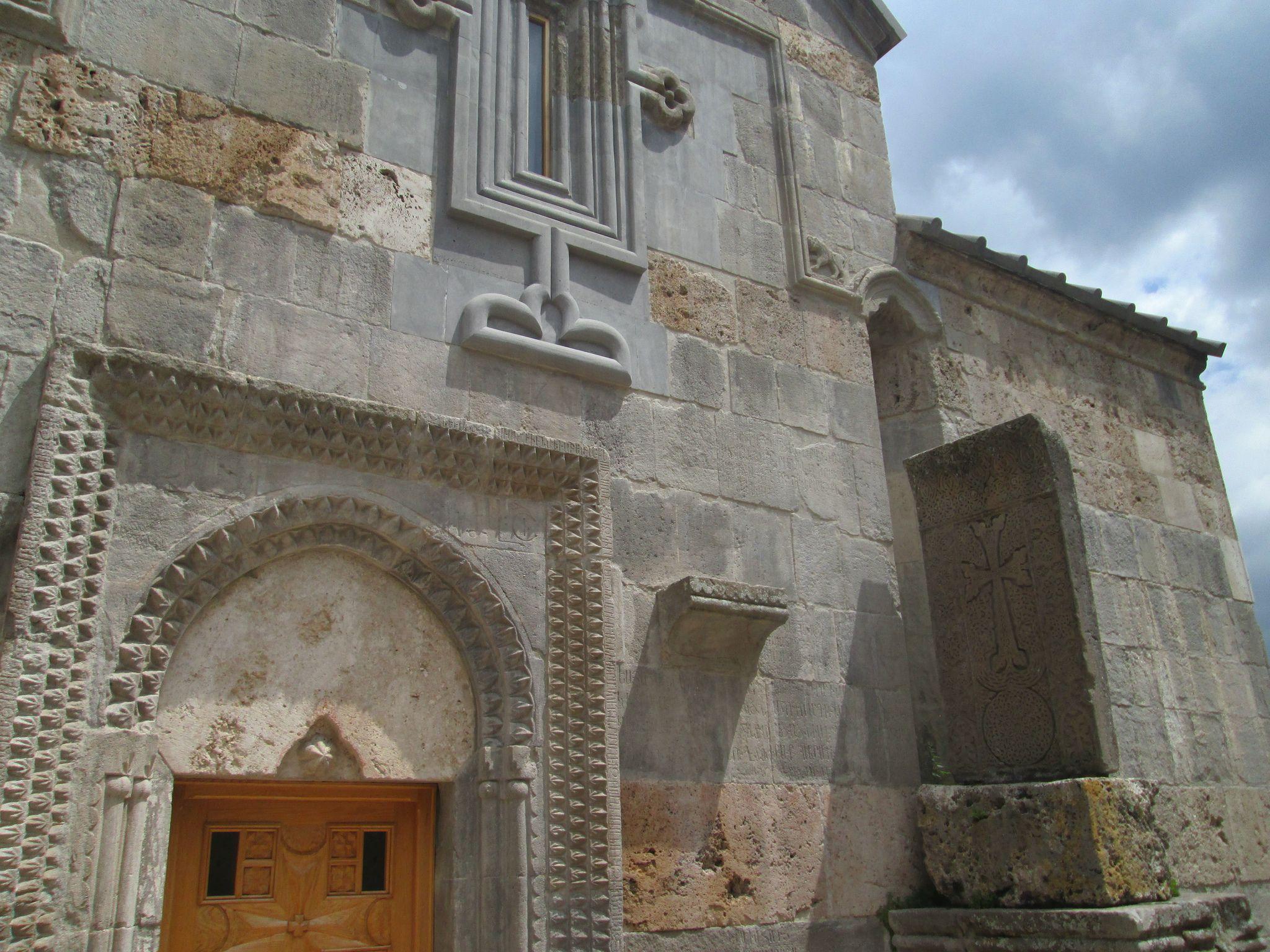 صومعه قدیمی ارمنستان