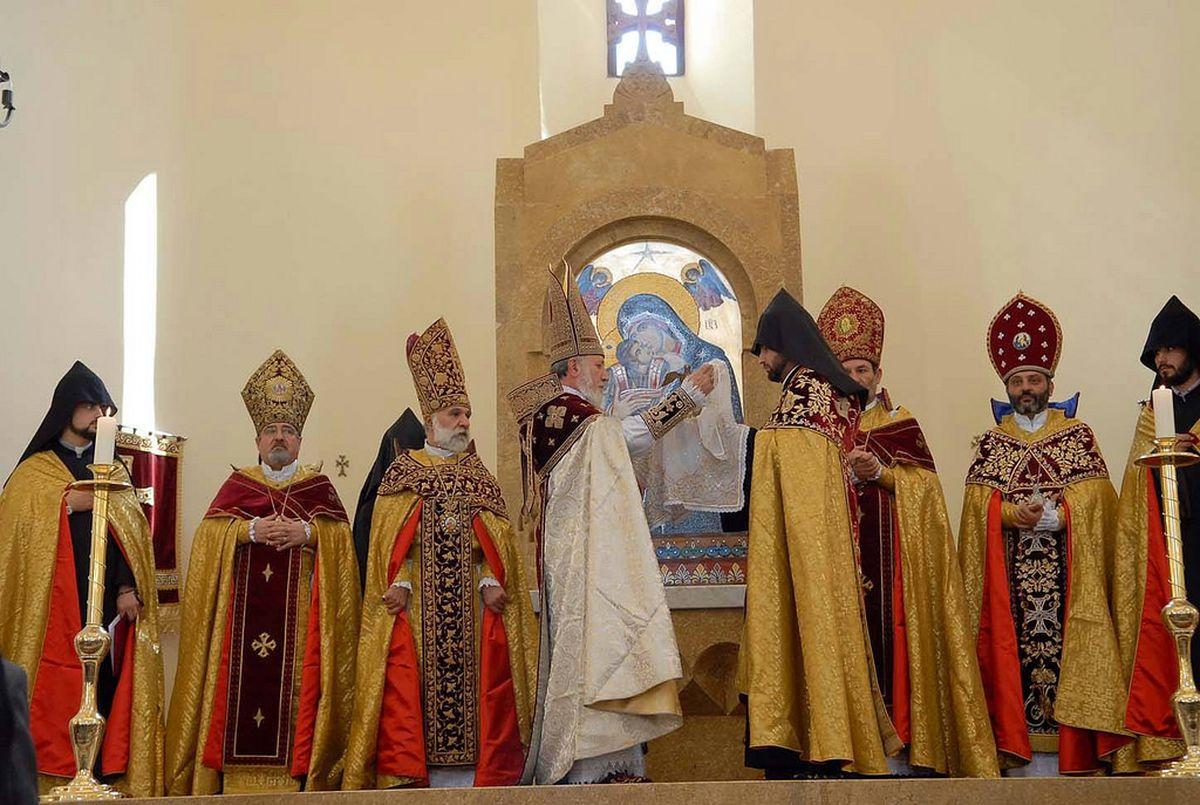 کلیسا در ارمنستان