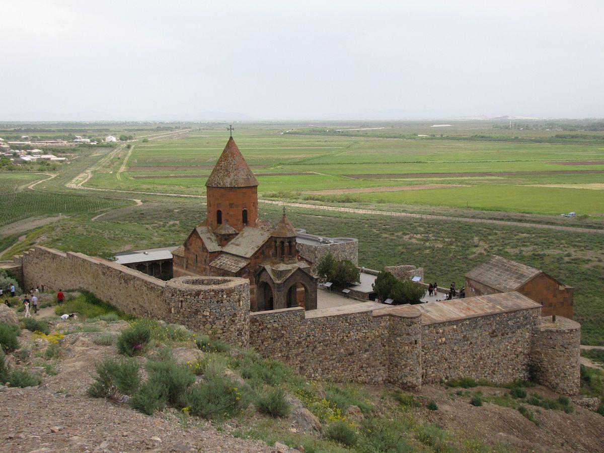 خورویراپ در ارمنستان