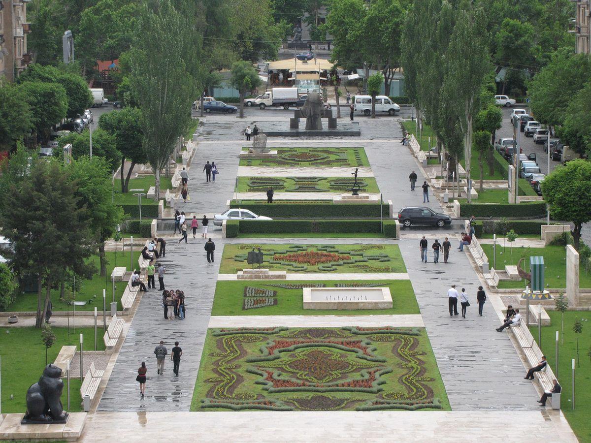 پارک ایروان