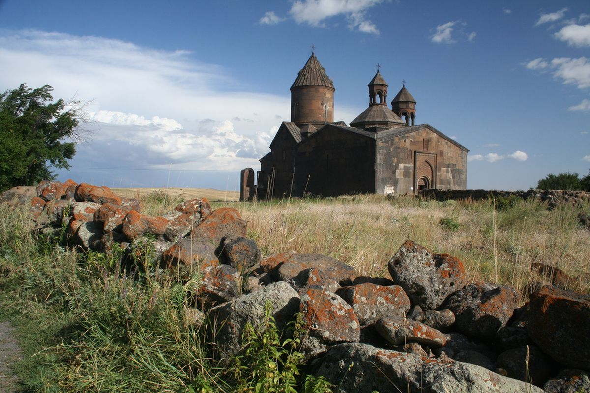 ساخکادزور در ارمنستان