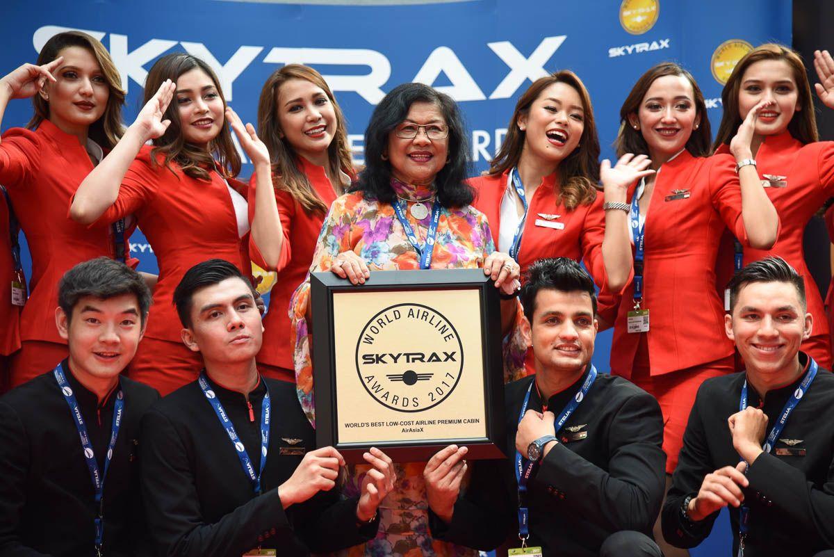 جایزه skytrax  در سال ۲۰۱۲