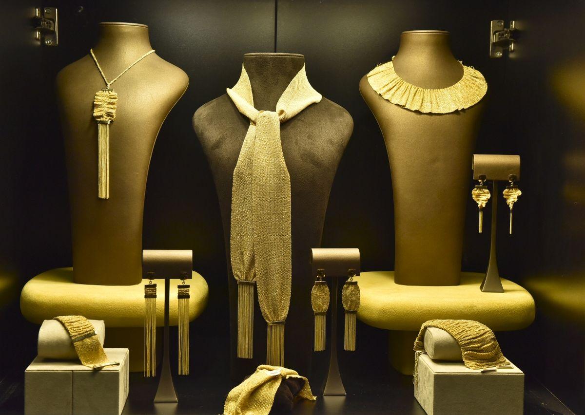 نمایشگاه طلا و جواهر در استانبول
