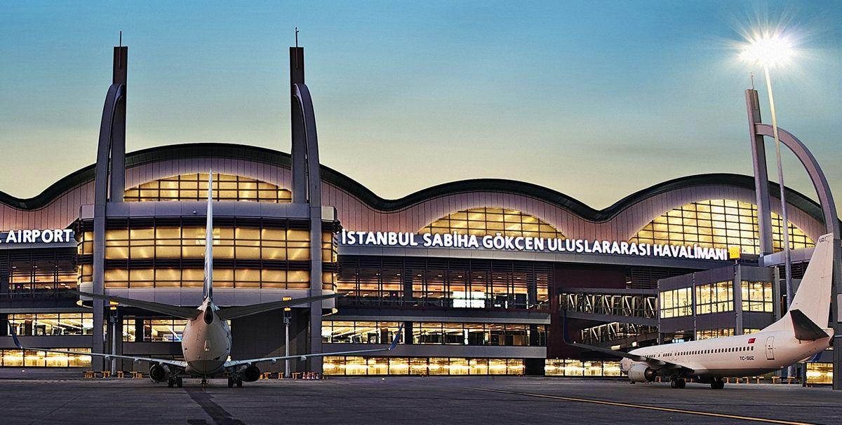 فرودگاه صبیحا در استانبول