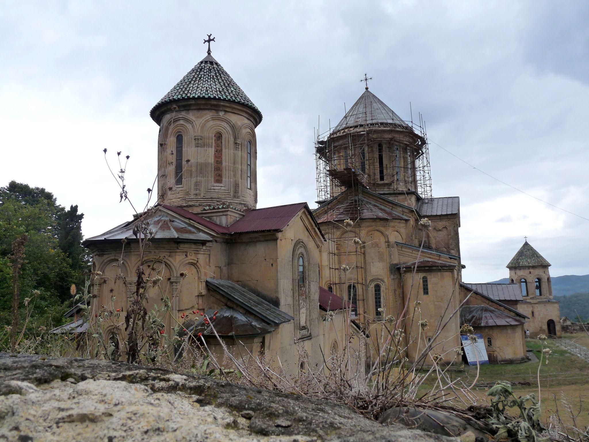 کلیسای گلاتی در گرجستان