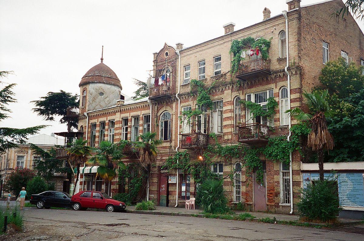 سوخومی در گرجستان