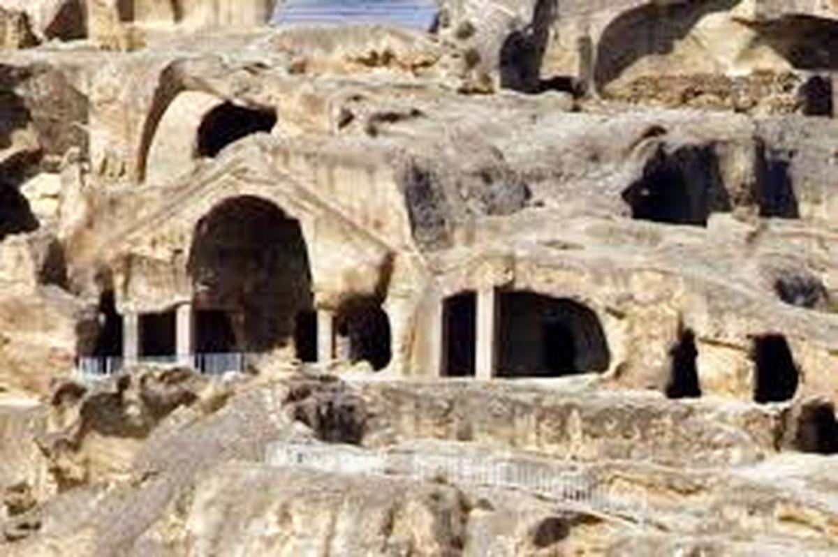 شهر باستانی در گوری