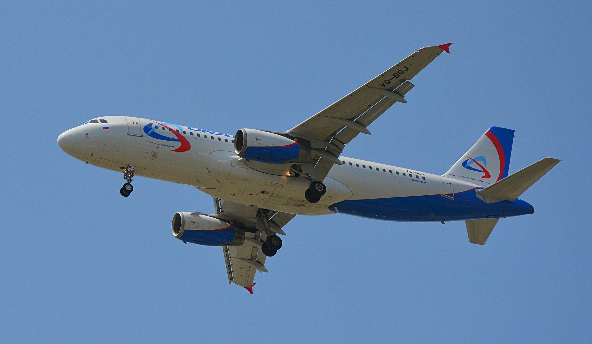 هواپیمای گرجستان
