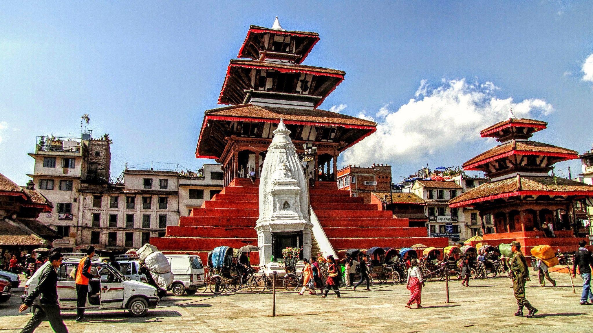 معابد نپال