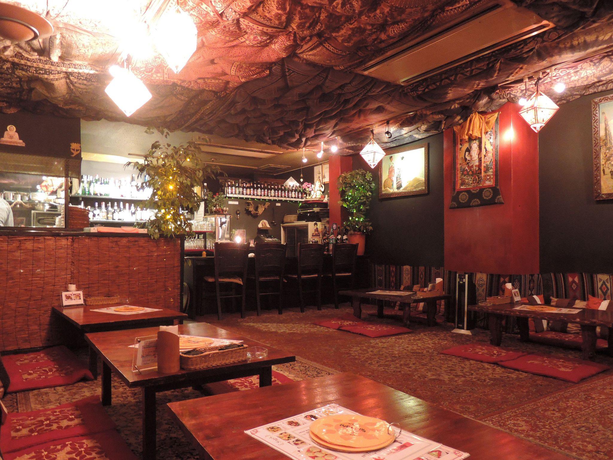 رستوران در نپال