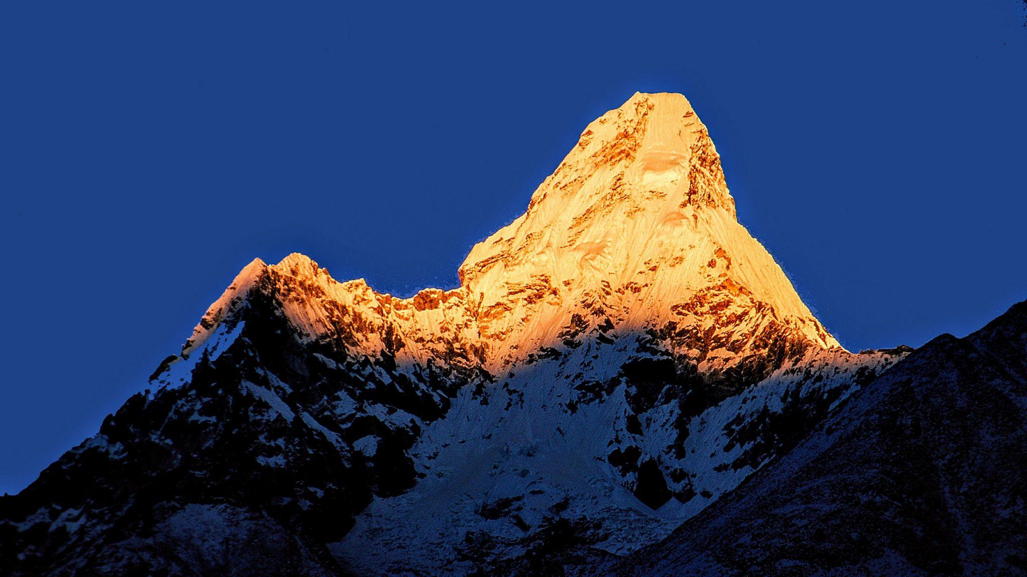 کوه اورست در نپال