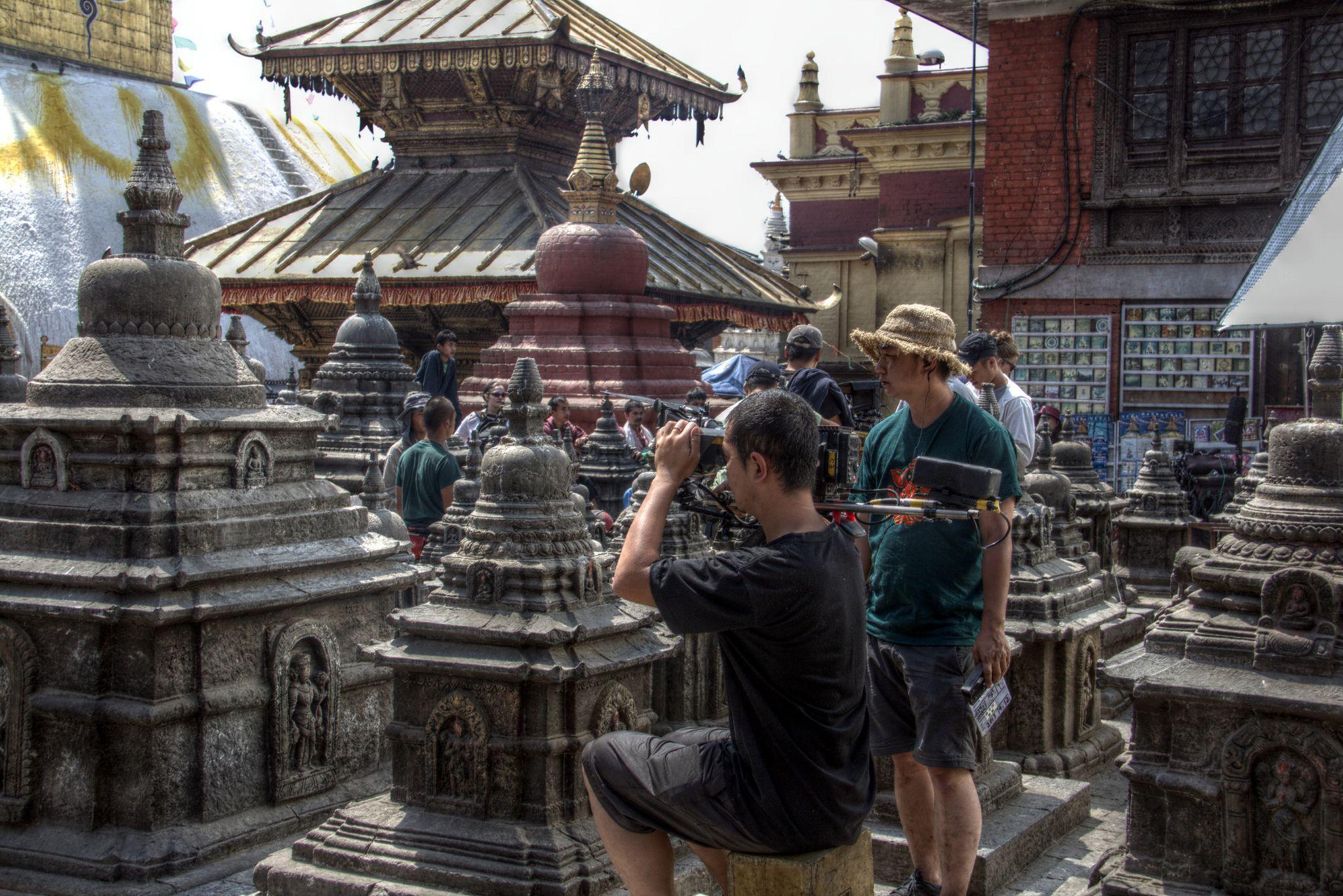 توریست در نپال