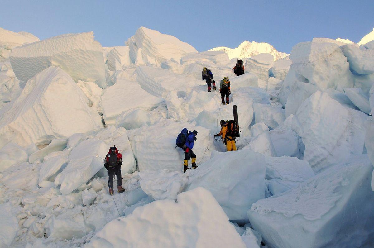 کوهنوردی در اورست