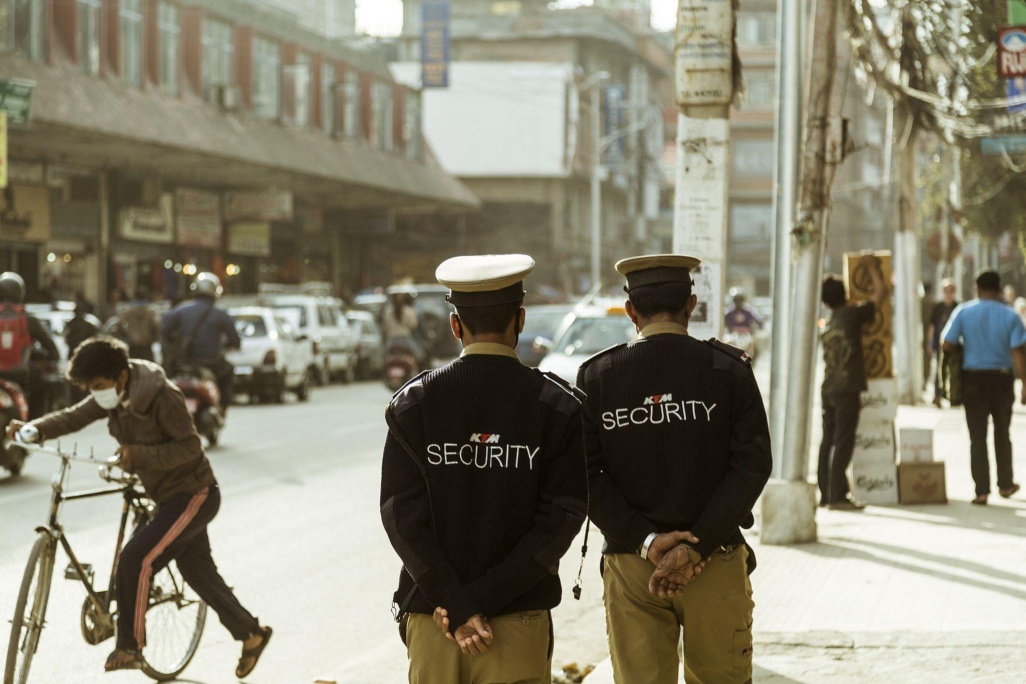 امنیت در نپال