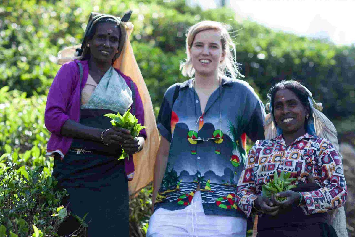مردم سریلانکا