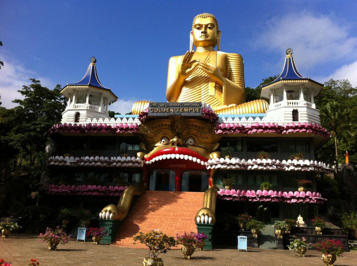 معبد طلایی بودا