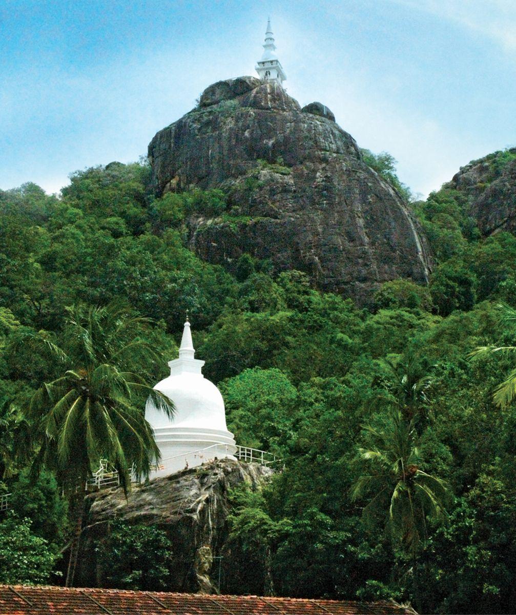 طبیعت دمبولا در سریلانکا