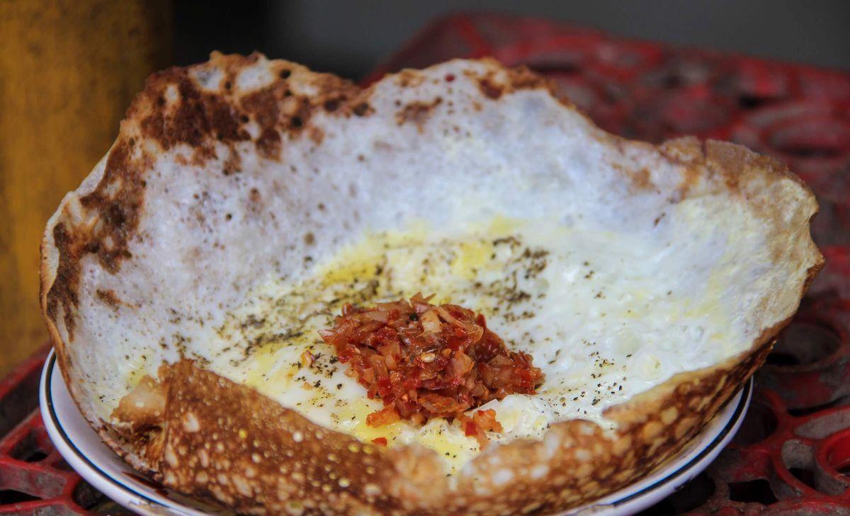 غذا در رستوران های سریلانکا