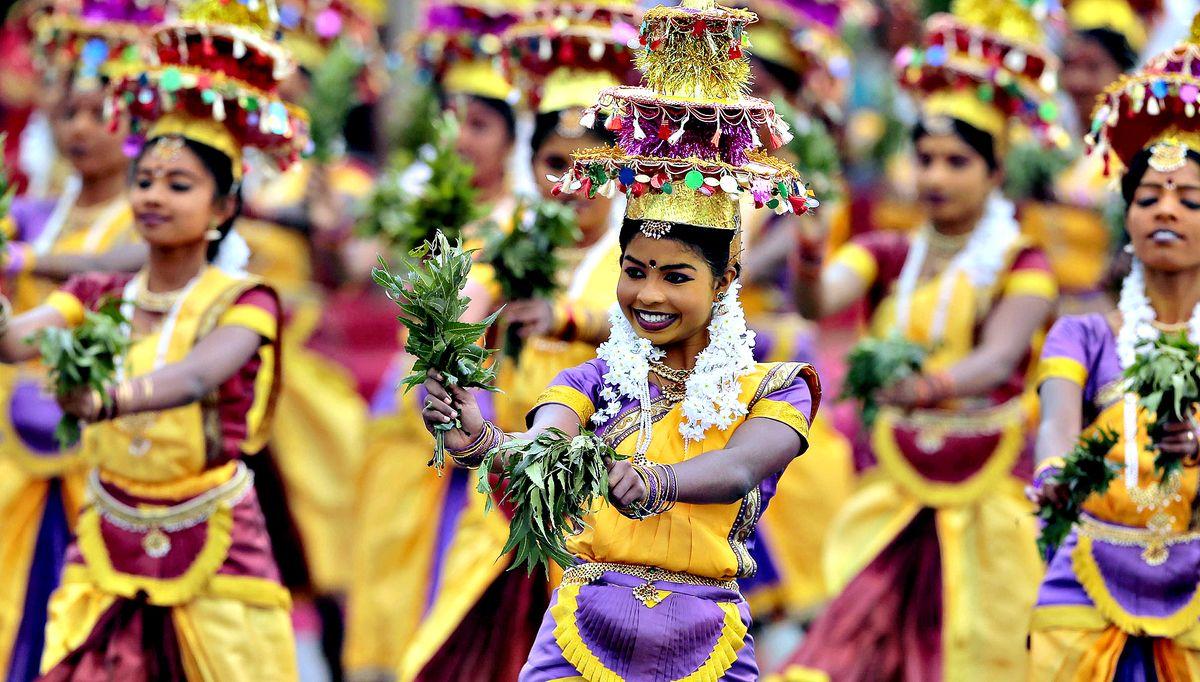 فستیوال های مذهبی در سریلانکا