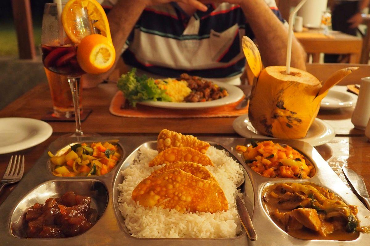غذا در سریلانکا