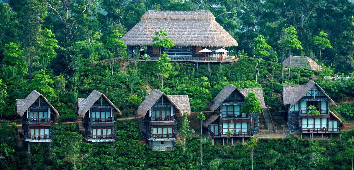 هتل در سریلانکا