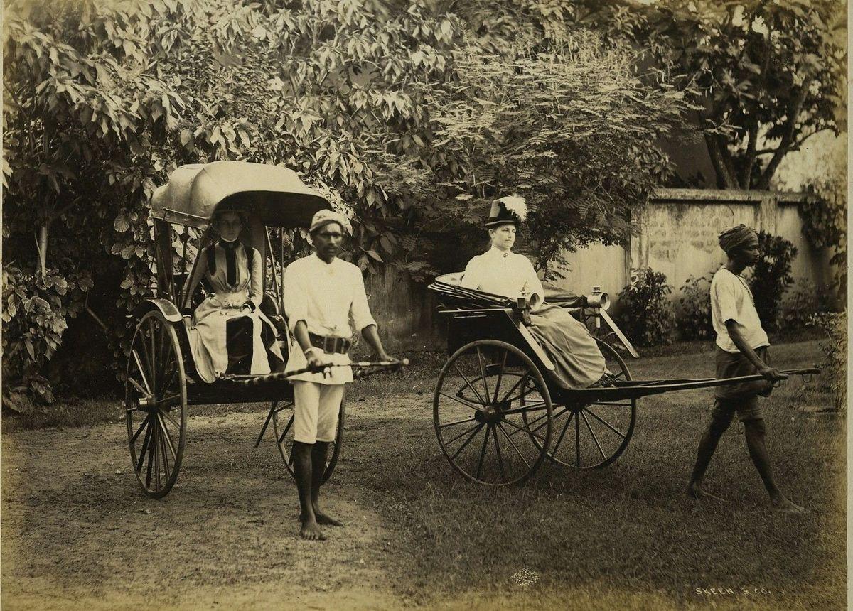 تاریخچه شهر کندی در سریلانکا