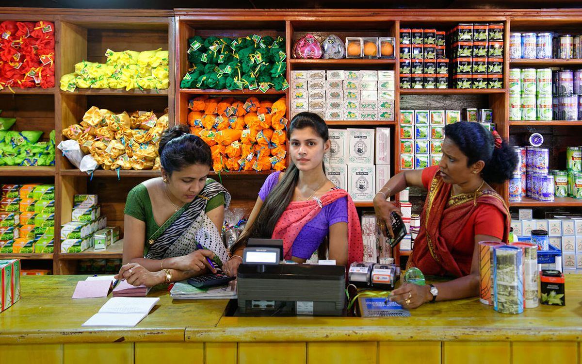 مراکز خرید در سریلانکا