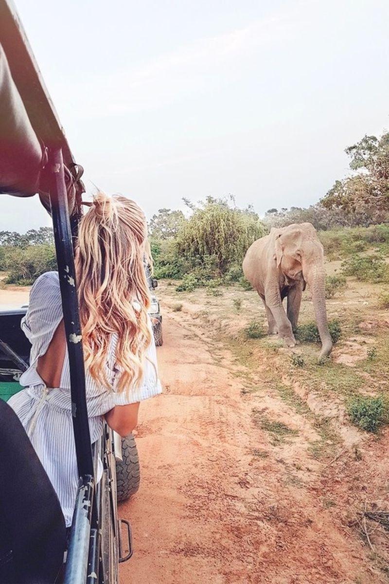 تعطیلات در سریلانکا