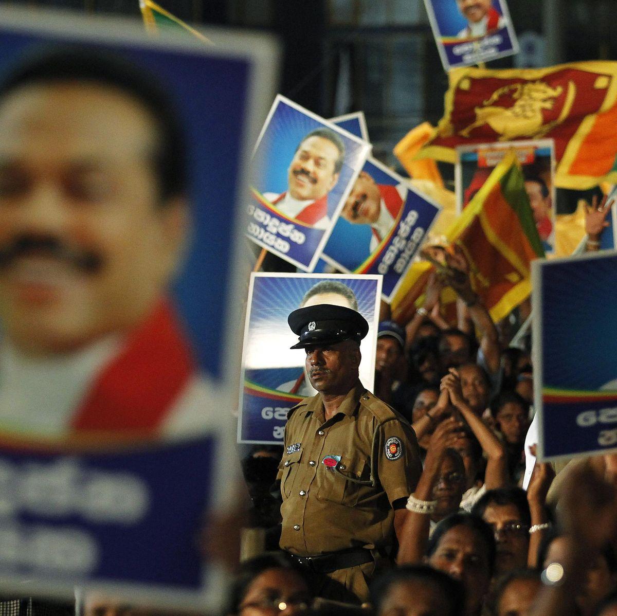 نظام سیاسی در سریلانکا
