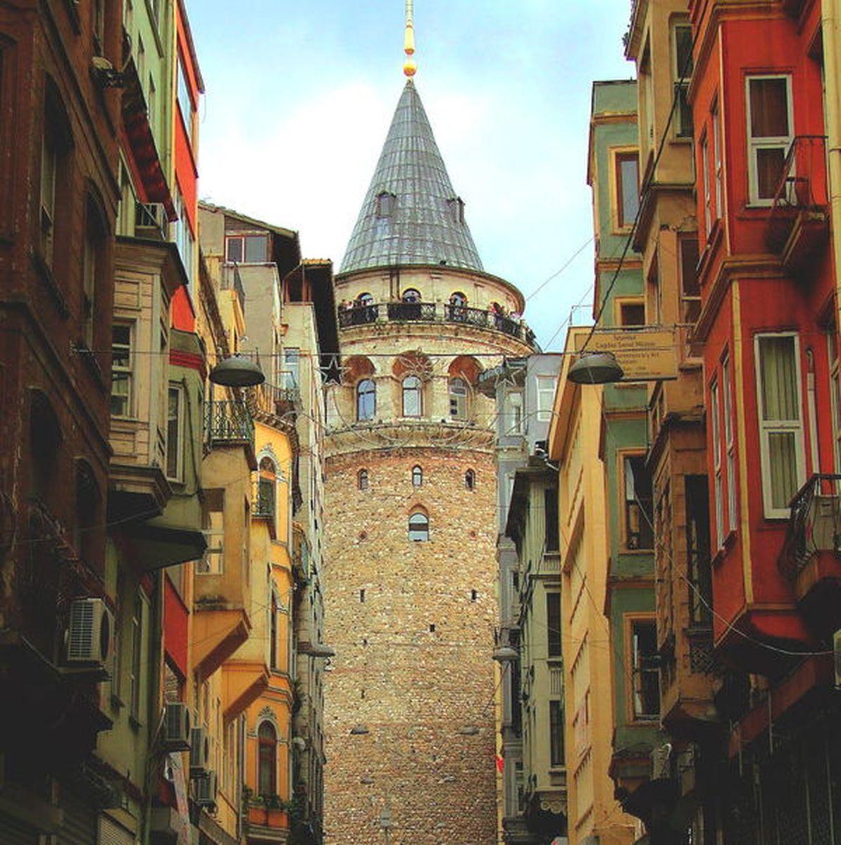 منطقهی گالاتا در استانبول