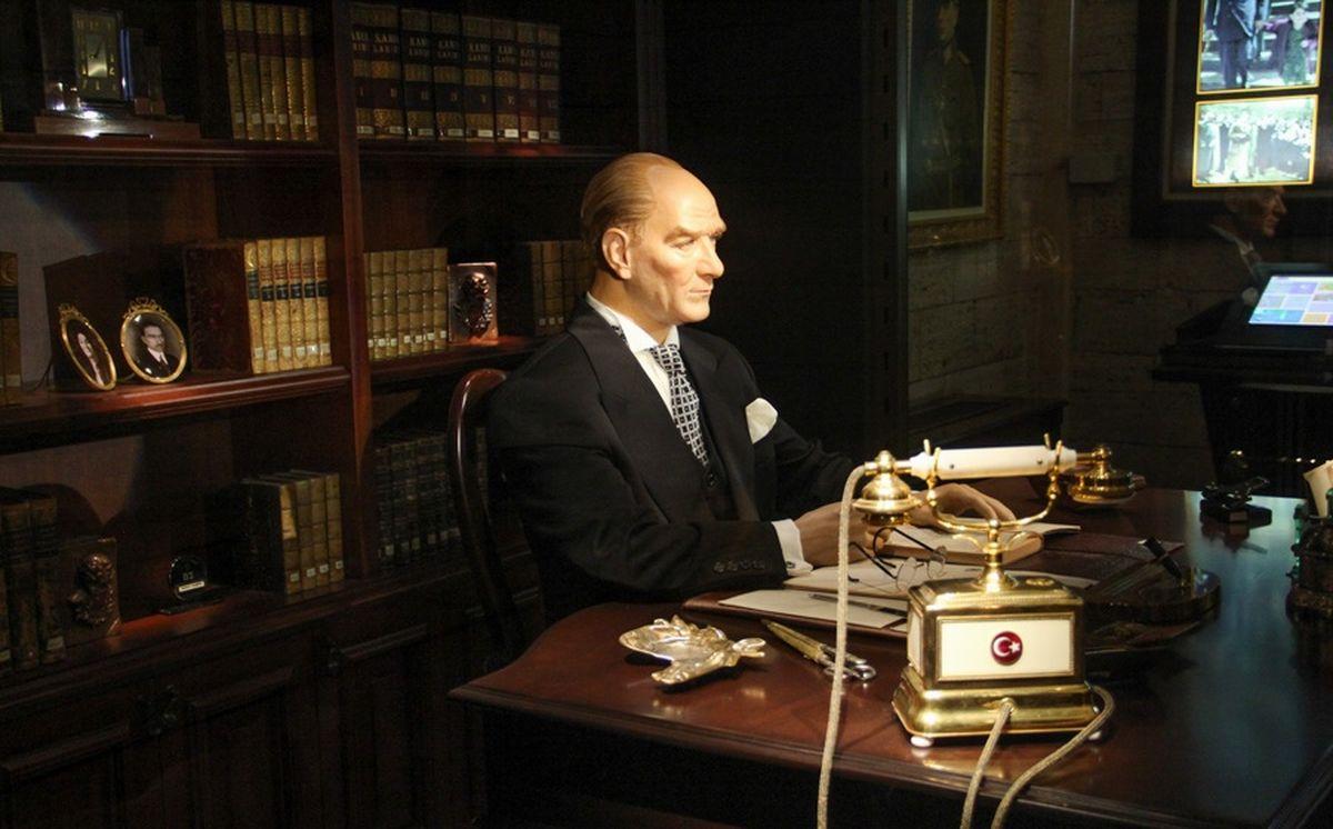 موزه آتاتورک در استانبول