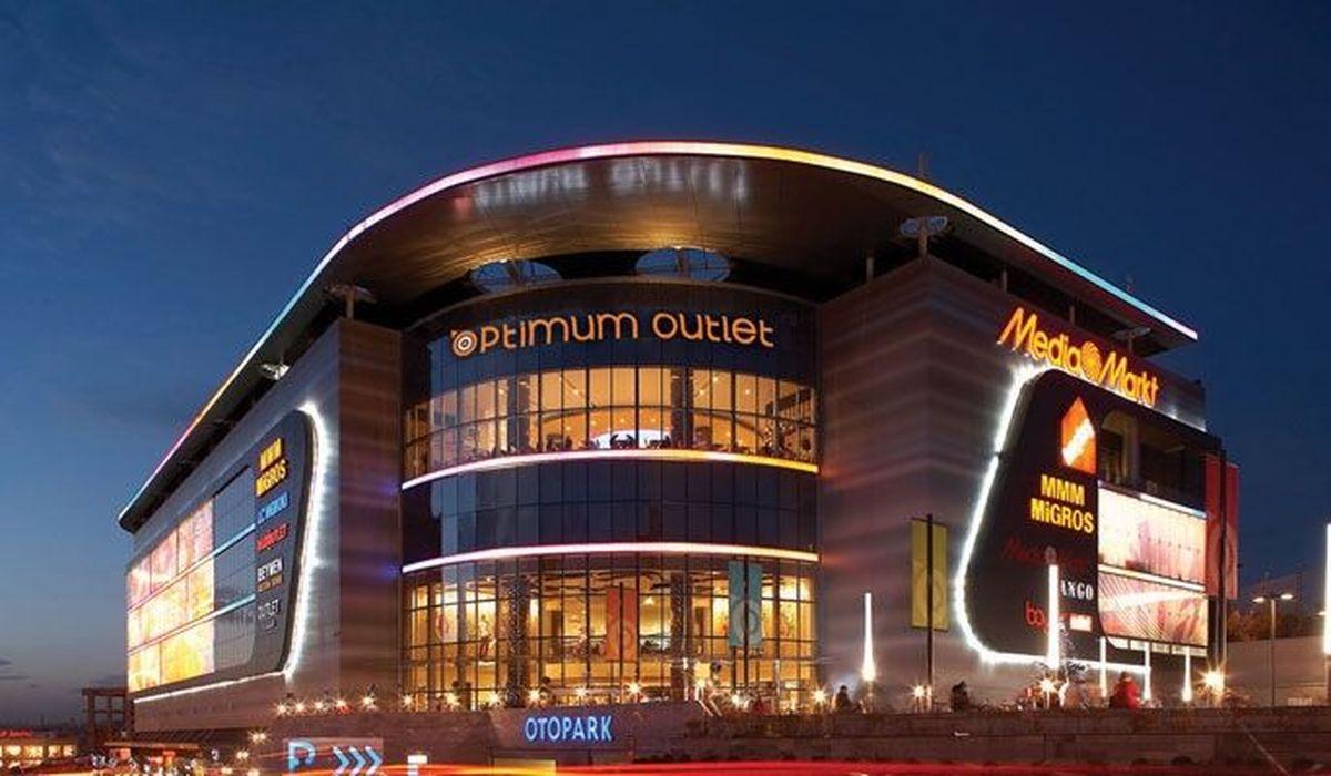 مرکزخرید اوت لِت اُپتیموم در استانبول