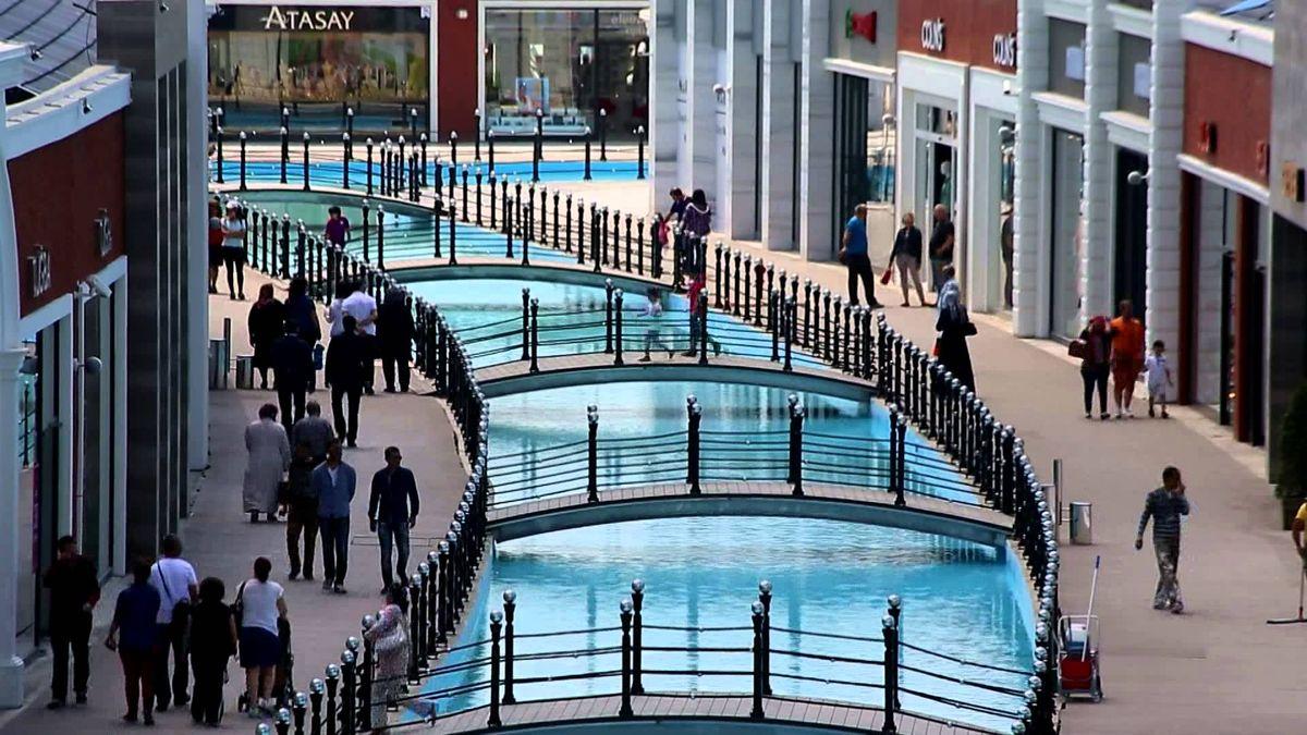 مرکزخرید ویاپورت مارینا در استانبول