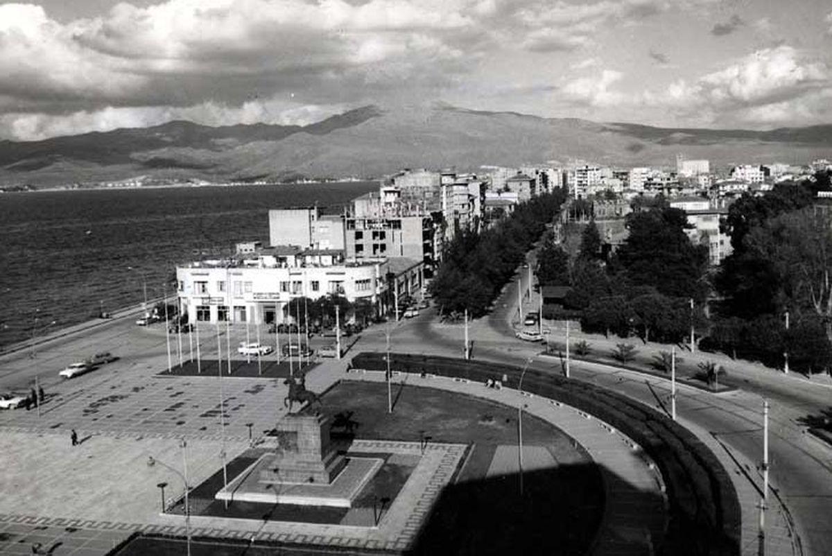 شهر قدیم ازمیر