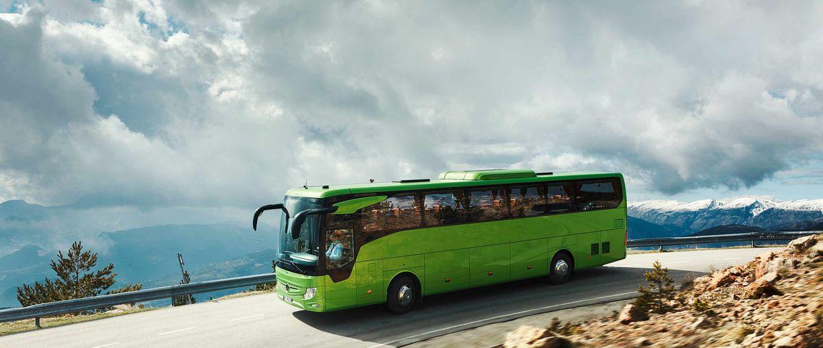 سفر با اتوبوس به ترکیه