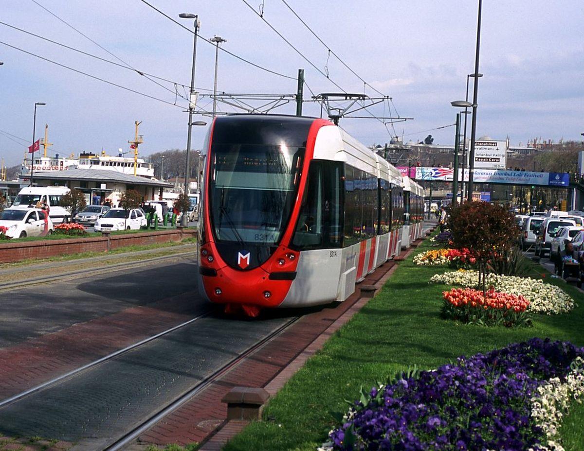 مترو در استانبول