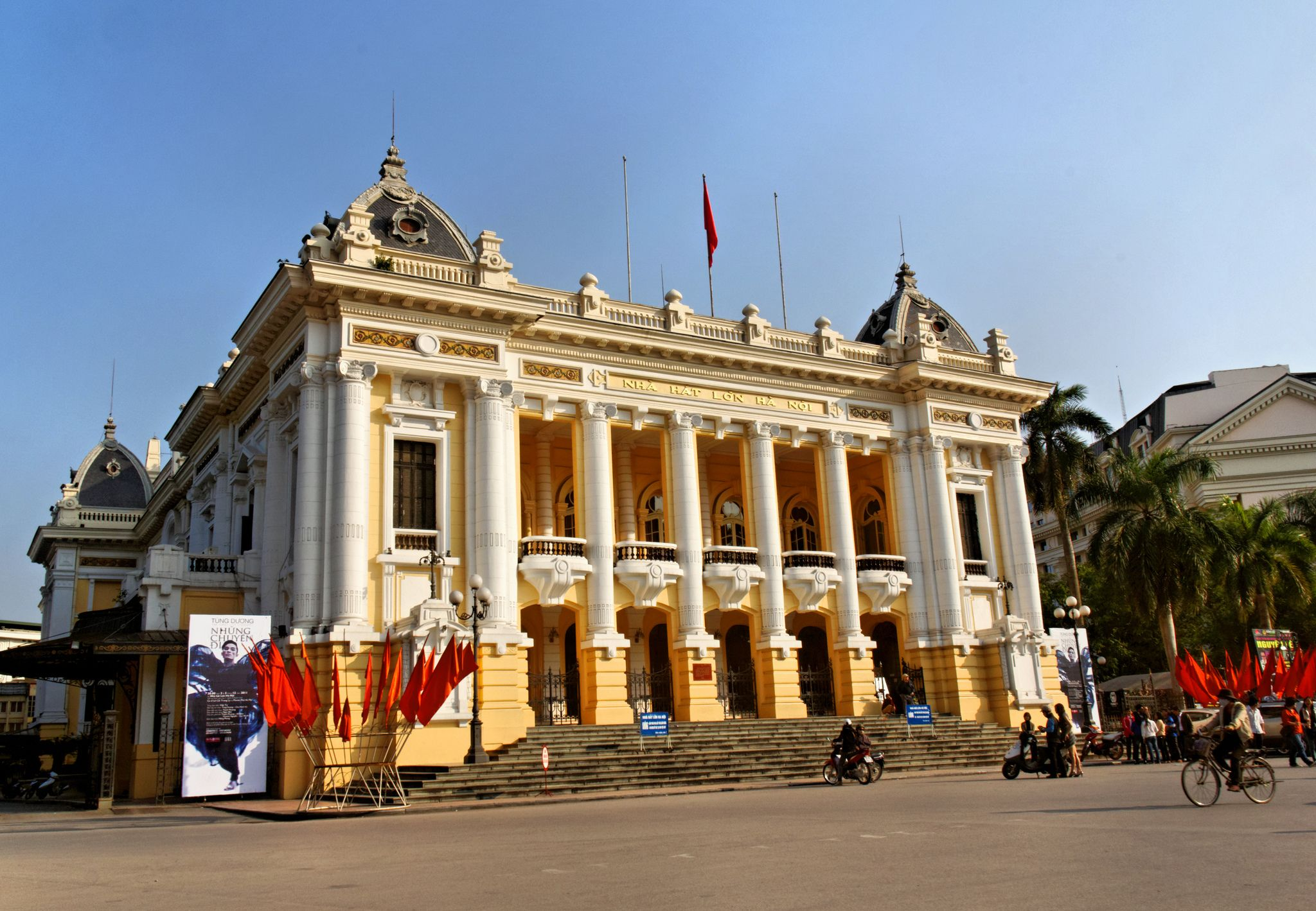 آثار تاریخی در هانوی