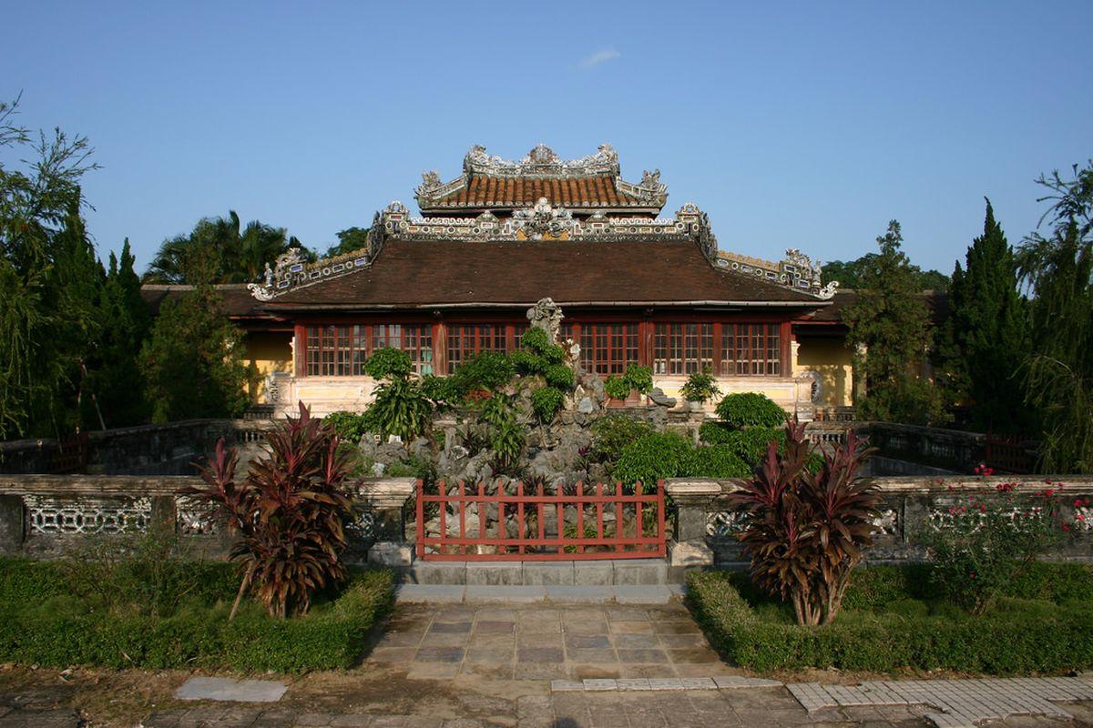 معبد در هوئه