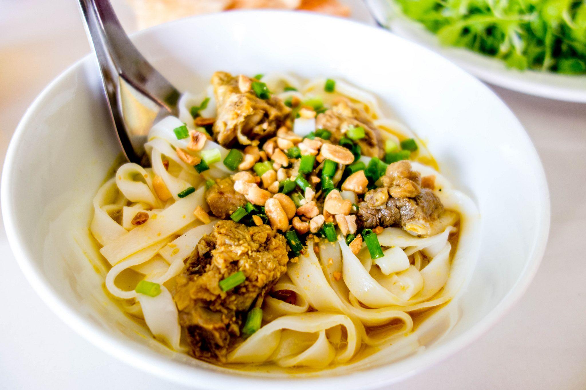 غذا در هانوی