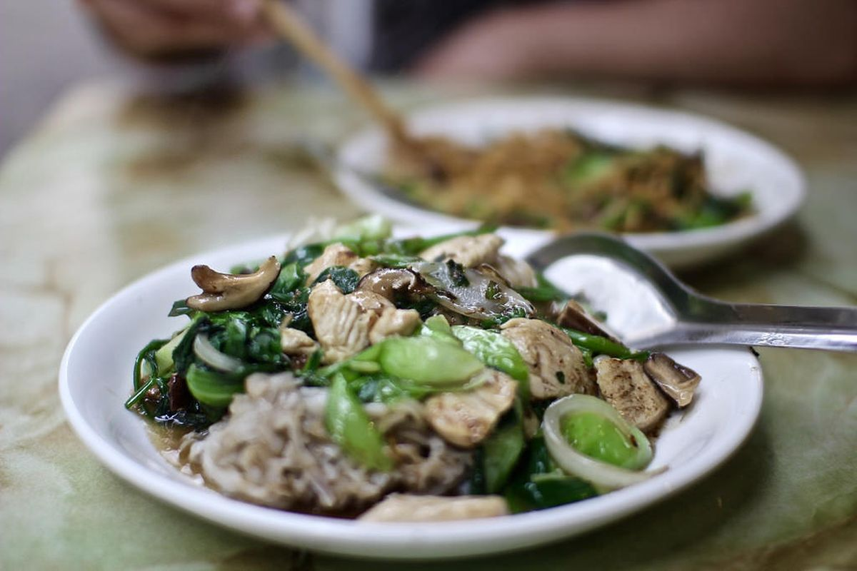 غذاهای دریای در ویتنام