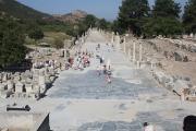 شهر باستانی افیسوس در ترکیه